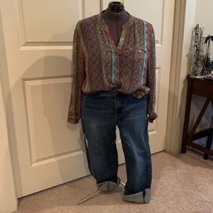 Kut from the Kloth 24W Boyfriend Jeans